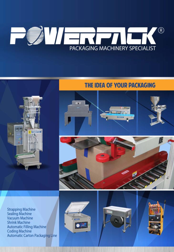 Katalog Mesin Pengemas Powerpack